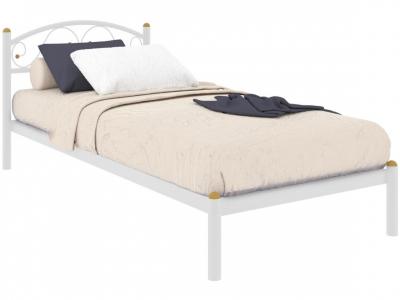 Кровать Вероника Мини белая