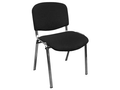 Офисный стул Изо хром ткань