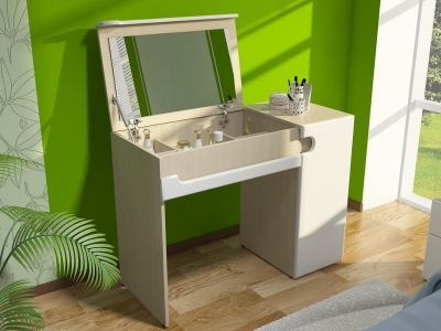Стол туалетный Палермо-3 1000х750х445 мм