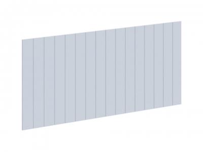 Панель пристенная ПП_60-121 Скай Голубая