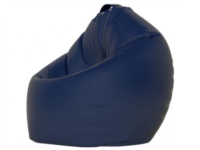 Кресло-мешок XXL нейлон темно синий